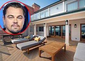 Leonardo DiCaprio își scoate la vânzare casa din Malibu