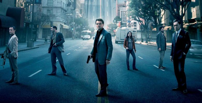 Inception (2010) - filmstill