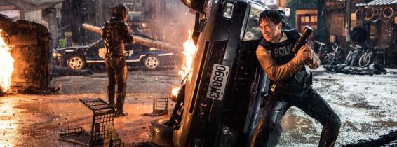 Bleeding Steel (2017) - filmstill