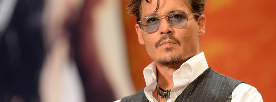 Johnny Depp la premiera filmului Lone Ranger din Japonia