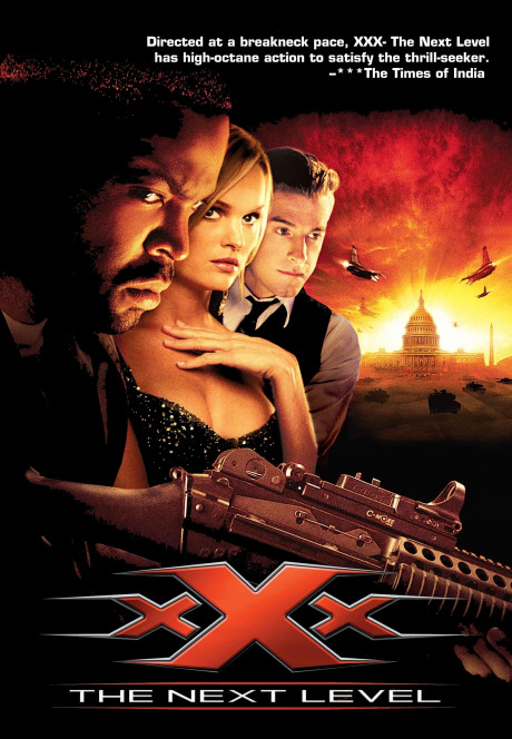 xxx the next level poster