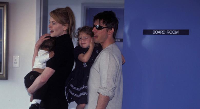 Nicole Kidman And Tom Cruise Candid
