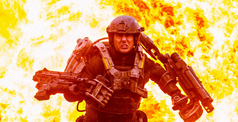 Tom Cruise All you need is Kill still