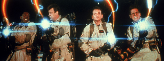 ghostbusters continuare