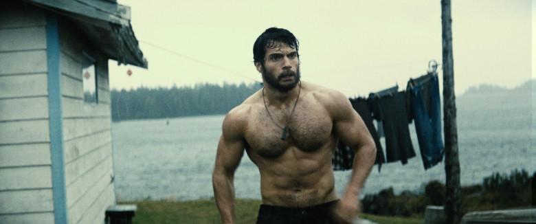 henry cavill captura din filmul man of steel, superman