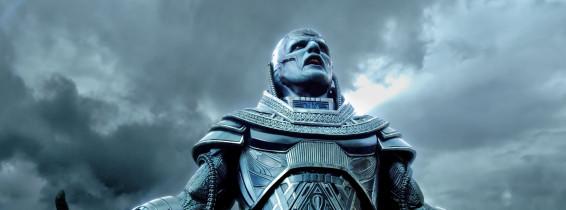 secventa din X-Men: Apocalypse cu oscar isaac in rolul lui En Sabah Nur
