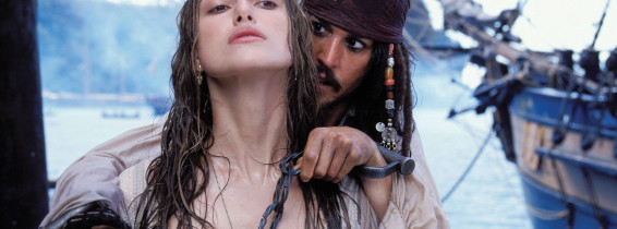 Pirates of the Caribbean: The Curse of the Black Pearl (2003) - filmstill