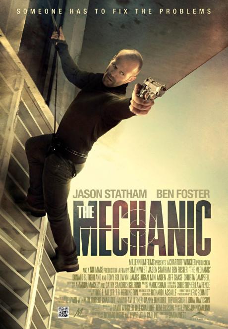 mecanicul poster