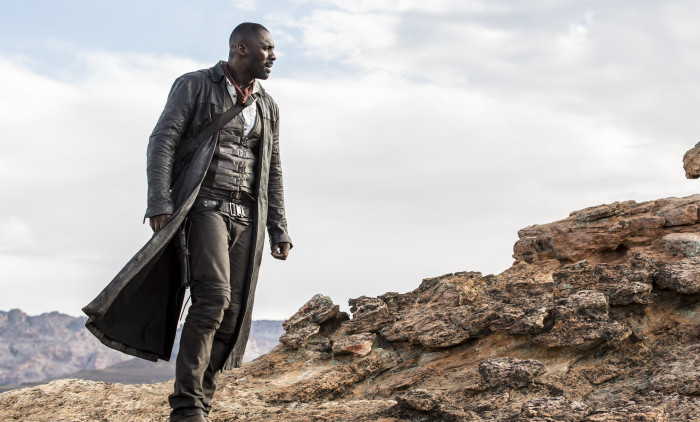 "idris elba captura din ""The Dark Tower"""