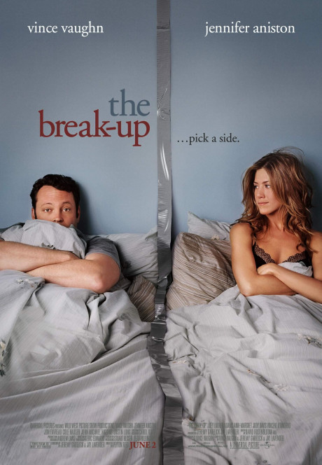 the breakup poster