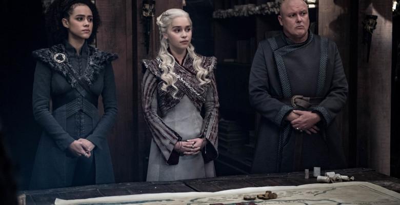 HBO vient de publier une série de 8 photos de l'épisode 4 de Game of Thrones. Il sera diffusé le 5 mai aux Etats-Unis