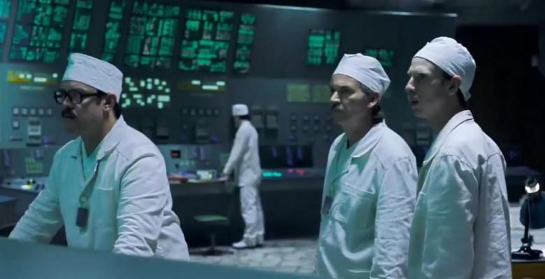 chernobyl mini serie