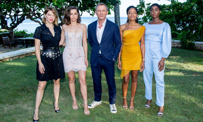 """Bond 25"" Film Launch at GoldenEye, Jamaica"