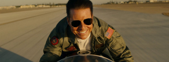 Tom Cruise flying back on screen for Top Gun sequel three decades after the original