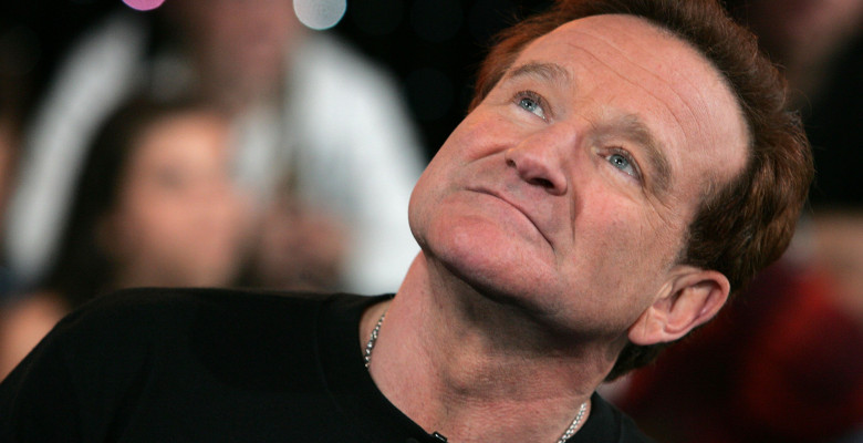Robin Williams. Foto: Getty Images