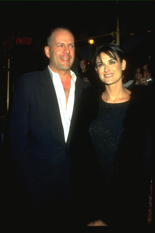 Bruce Willis and Demi Moore Final Divorce