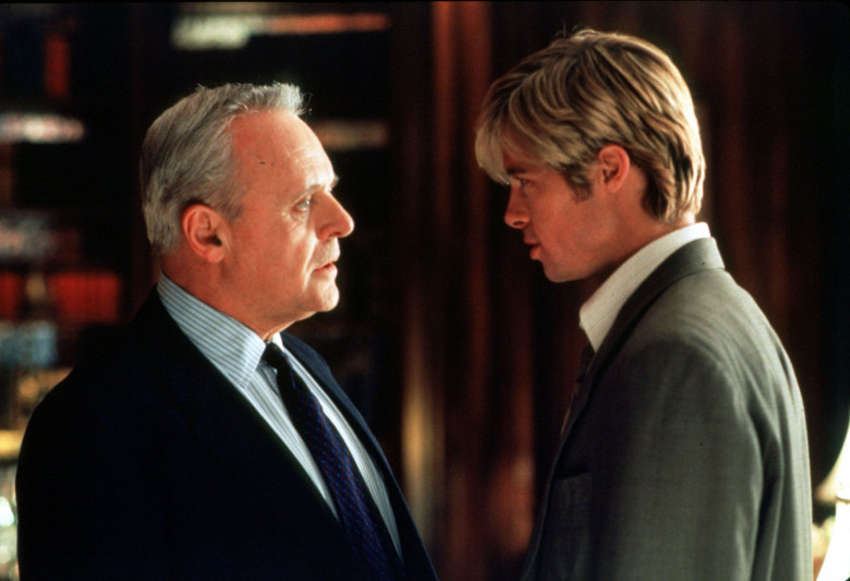 William Parrish (Sir Anthony Hopkins) Confronts An Otherworldy Figure
