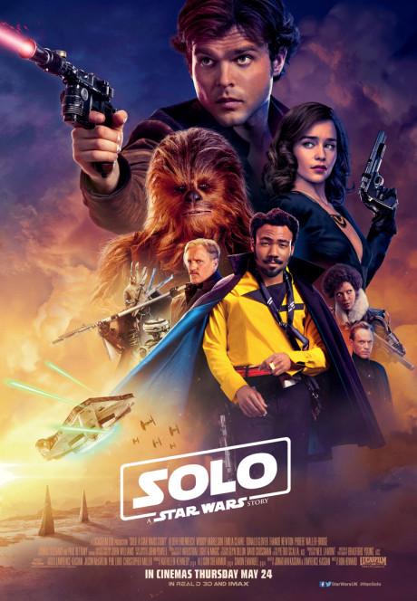 Solo: A Star Wars Story (2018) - filmstill