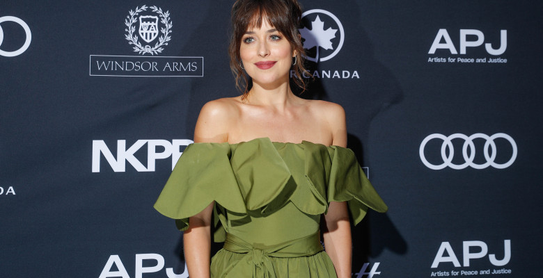 Audi Canada Co-hosts The Artist For Peace And Justice Festival Gala During The Toronto International Film Festival