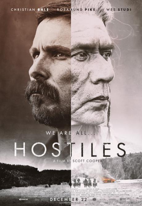 """""""Hostiles"""" (2017)"""