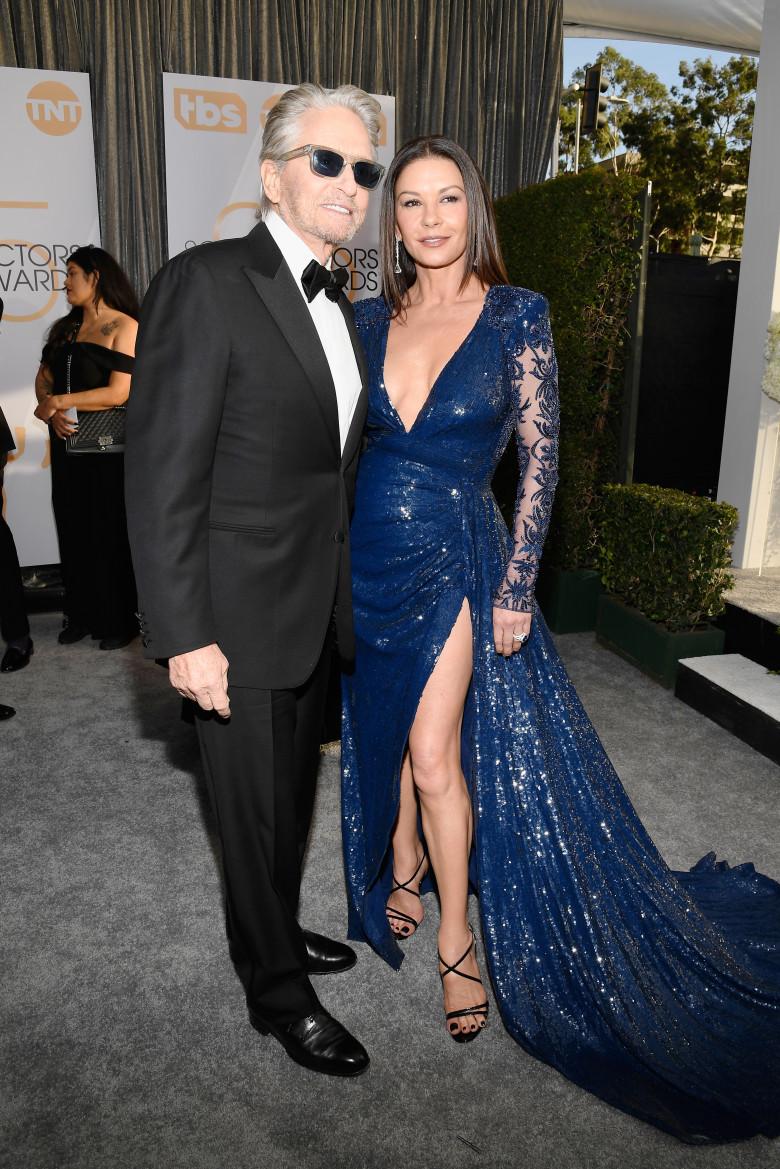 25th Annual Screen ActorsGuild Awards - Red Carpet