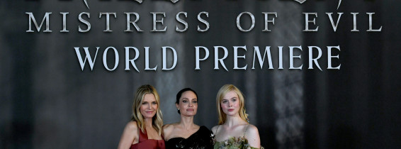 "World Premiere Of Disney's ""Maleficent: Mistress Of Evil"