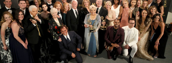 45th Annual Daytime Emmy Awards - Press Room