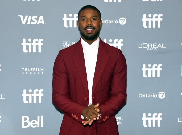 "2019 Toronto International Film Festival - ""Just Mercy"" Press Conference"