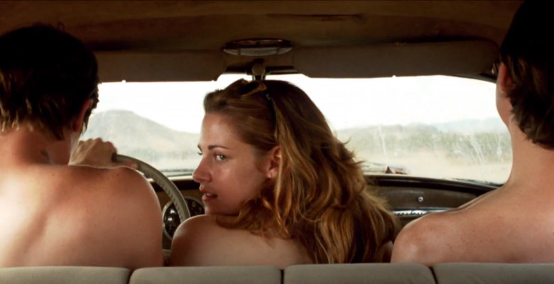 Kristen gives a glimpse of naughty life On the Road