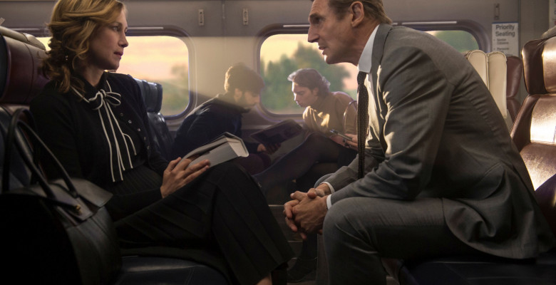 The Commuter (2018) - filmstill