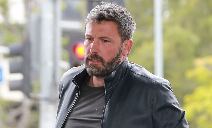 Oscar-winner Ben Affleck pumps it up!