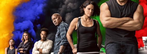 Universal Pictures a lancé un trailer et publié une photo du nouveau Film Fast and Furious 9