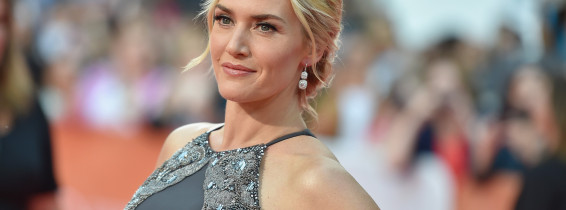 Kate Winslet. Getty Images