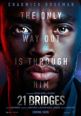 21 Bridges (2019) - filmstill