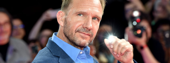 CineMerit Gala Ralph Fiennes In Munich