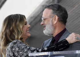 Rita Wilson și Tom Hanks