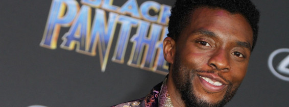 'Black Panther' Star Chadwick Boseman dies of cancer at 43 **FILE PHOTOS**