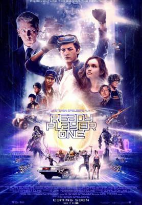 Ready Player One (2018) - filmstill