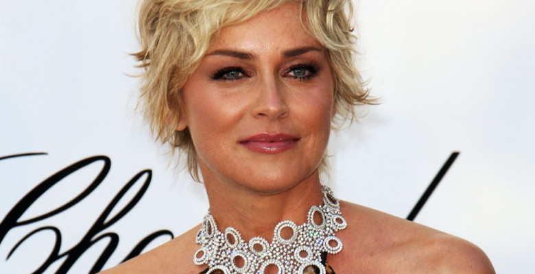 Sharon Stone. Foto: Getty Images