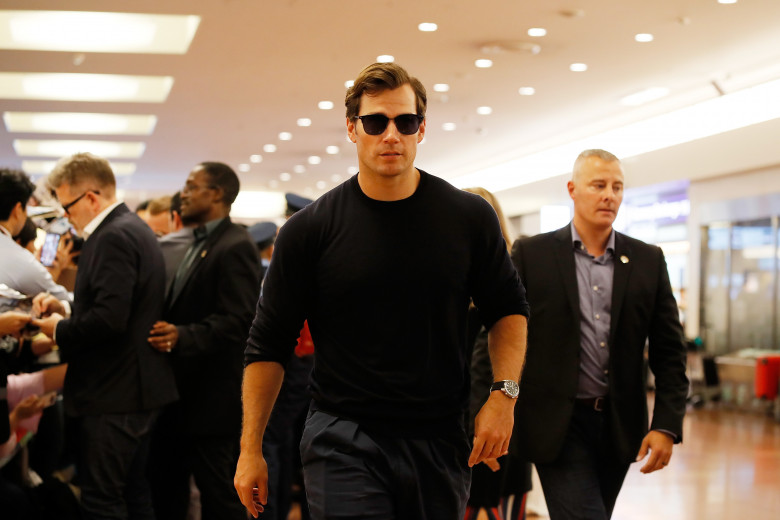 Henry Cavill. Foto: Getty Images