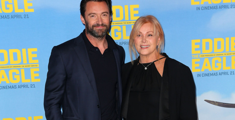 Hugh Jackman și Deborra-Lee Furness. Foto: Getty Images