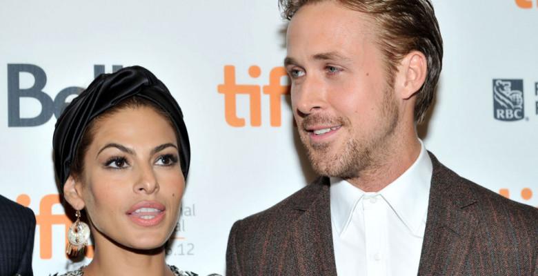 Eva Mendes și Ryan Gosling