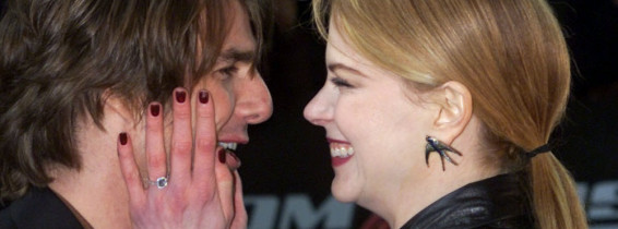 Tom Cruise și Nicole Kidman. Foto: Getty Images