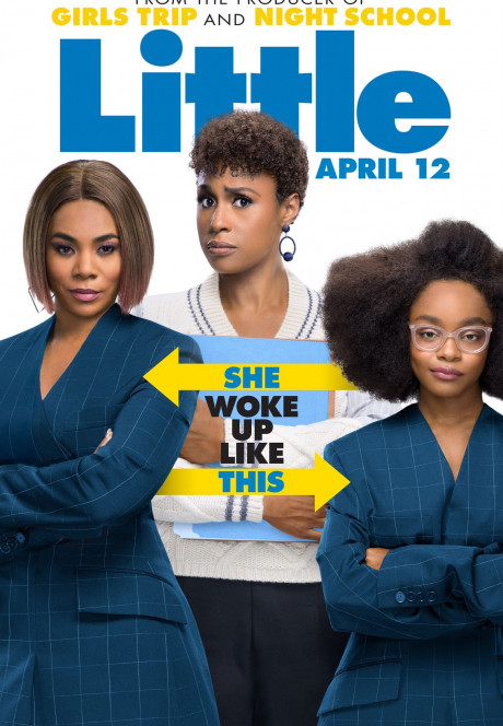 Regina Hall , Marsai Martin and Issa Rae
