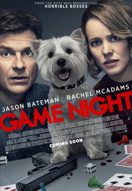 Game Night (2018) - filmstill