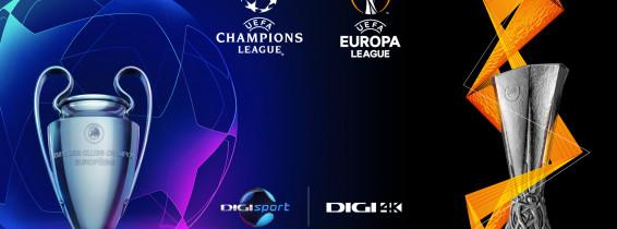 UEFA Champions League & UEFA Europa League
