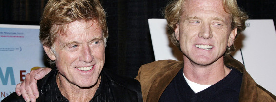 Robert Redford, James Redford