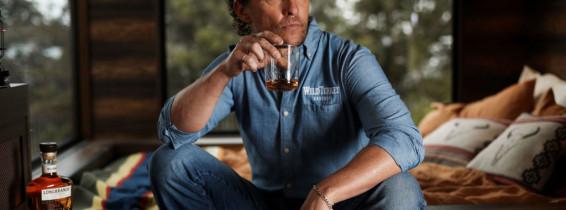 Matthew McConaughey Opens Wilderness Cabin In Sydney, Australia