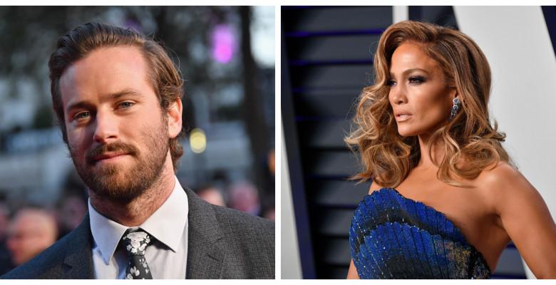 Jennifer Lopez, Armie Hammer