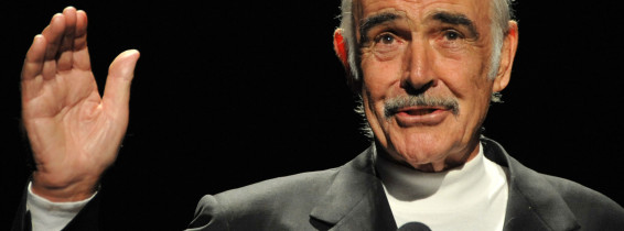 Sean Connery. Foto: Getty Images